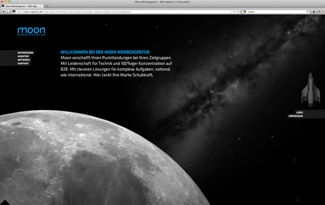 Moon Website 1