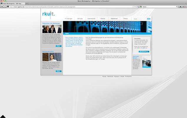 rku.it Website 1