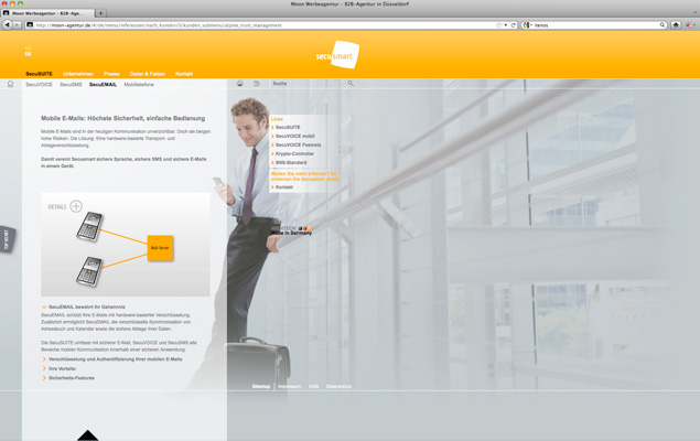 Secusmart Website 3